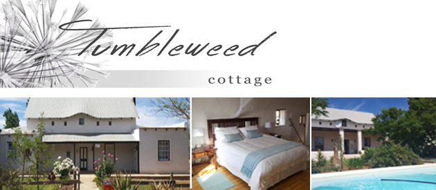 TUMBLEWEED COTTAGE McGREGOR